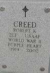 Creed Robert K